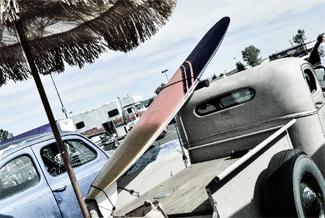 サーフボードを日本へドアtoドア!!